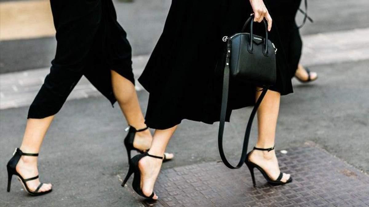 Ученые назвали обувь, которая больше всего вредит здоровью