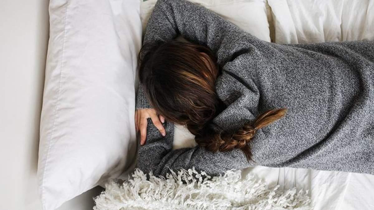 Чому занадто довгий сон – небезпечний для здоров'я