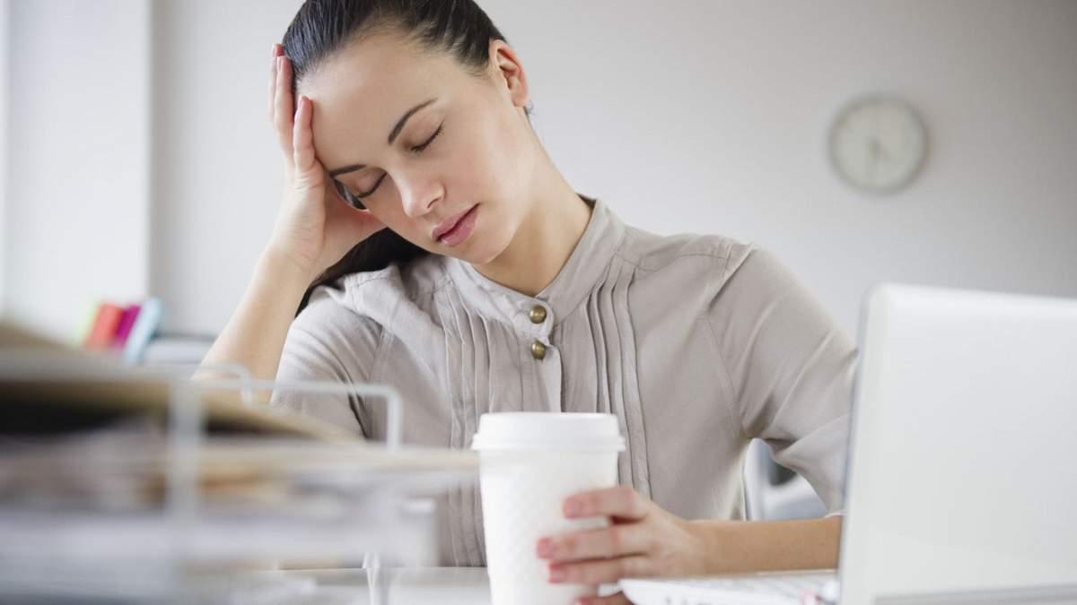 От чего чаще всего устают на работе: ответ психолога