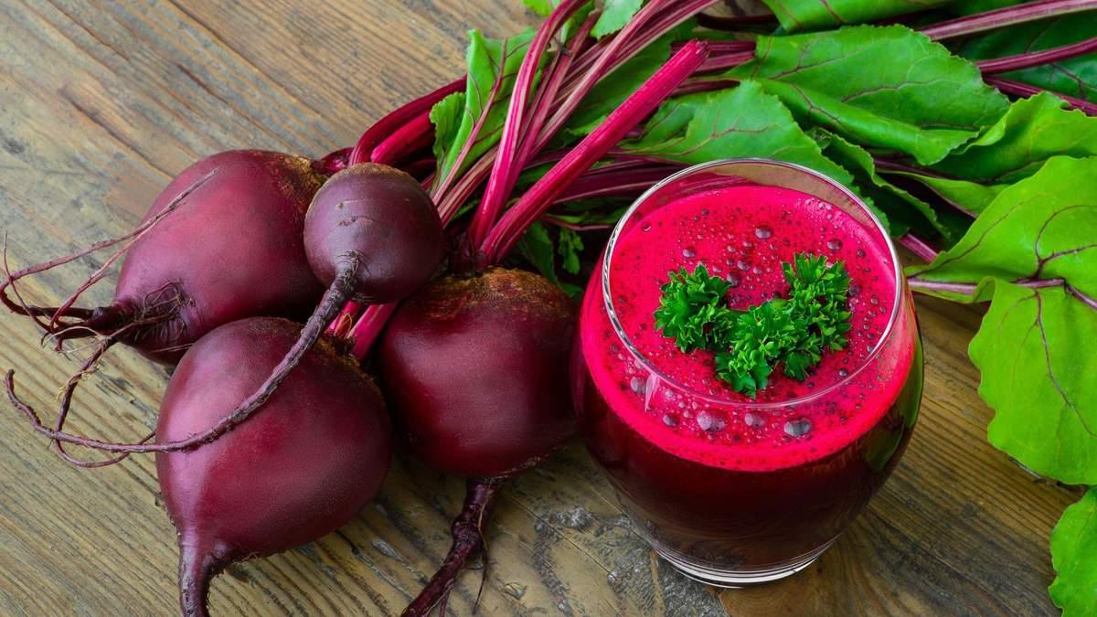 Який овоч знижує артеріальний тиск та захищає мозок