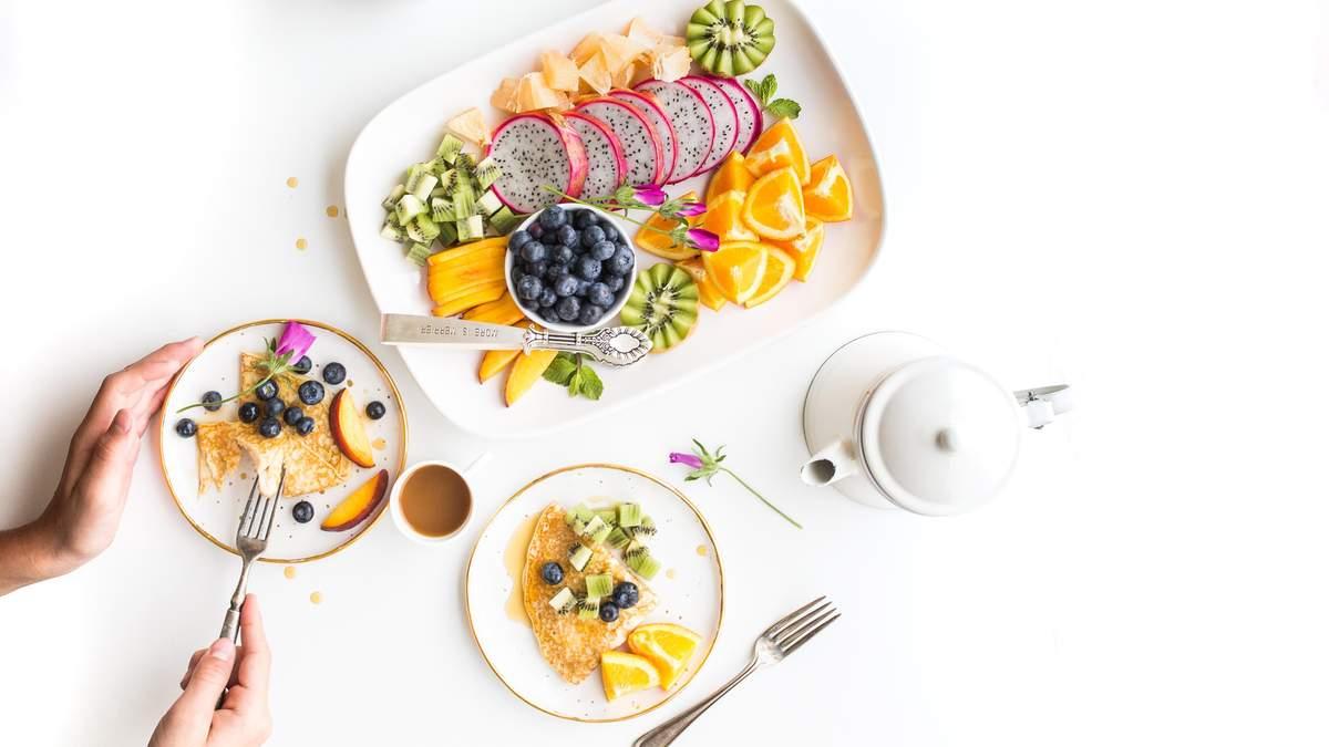 6 порад здорового харчування, щоб уникнути інфаркту