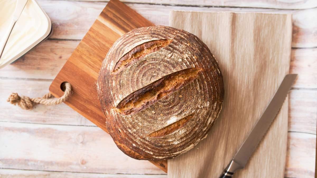 Вживання хлібу підвищує рівень холестерину в крові