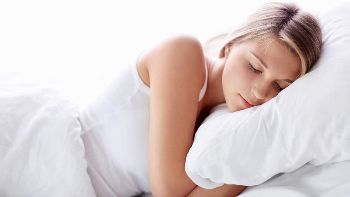 Сон при світлі небезпечний для здоров'я