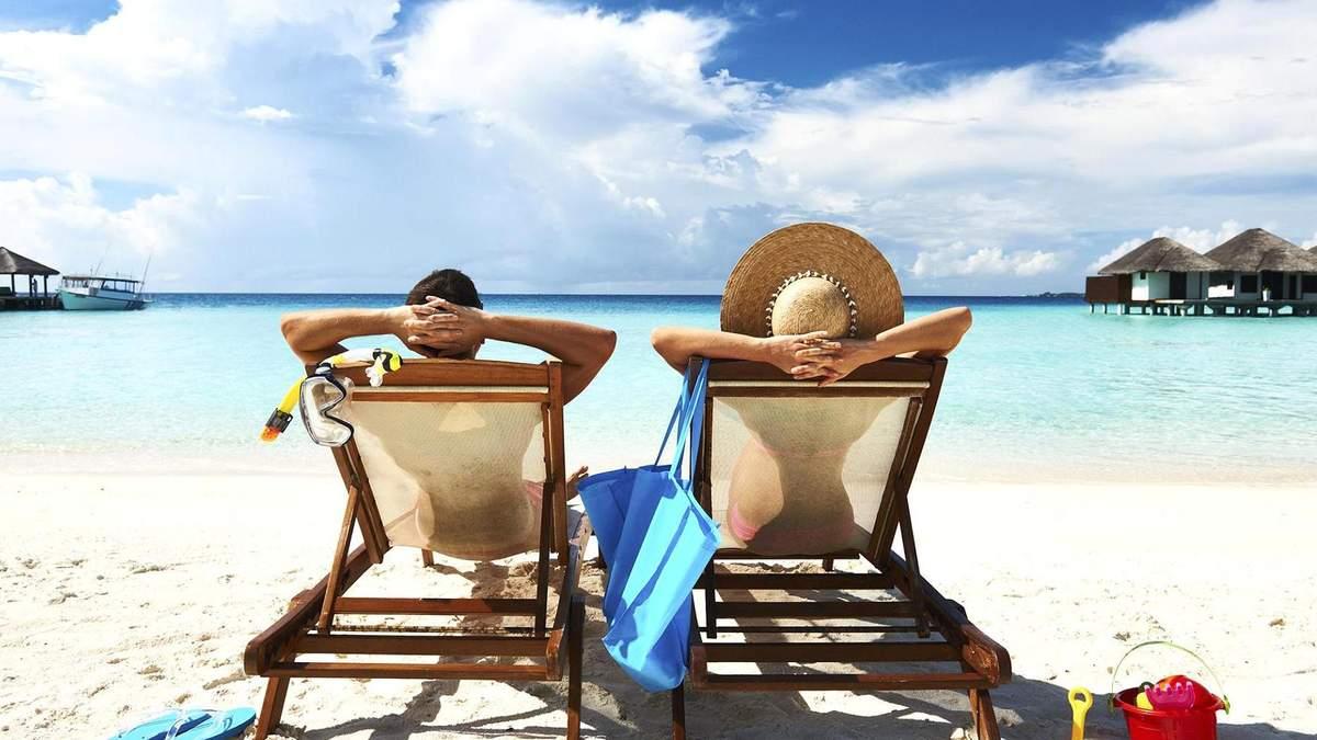 Отпуск положительно влияет на здоровье