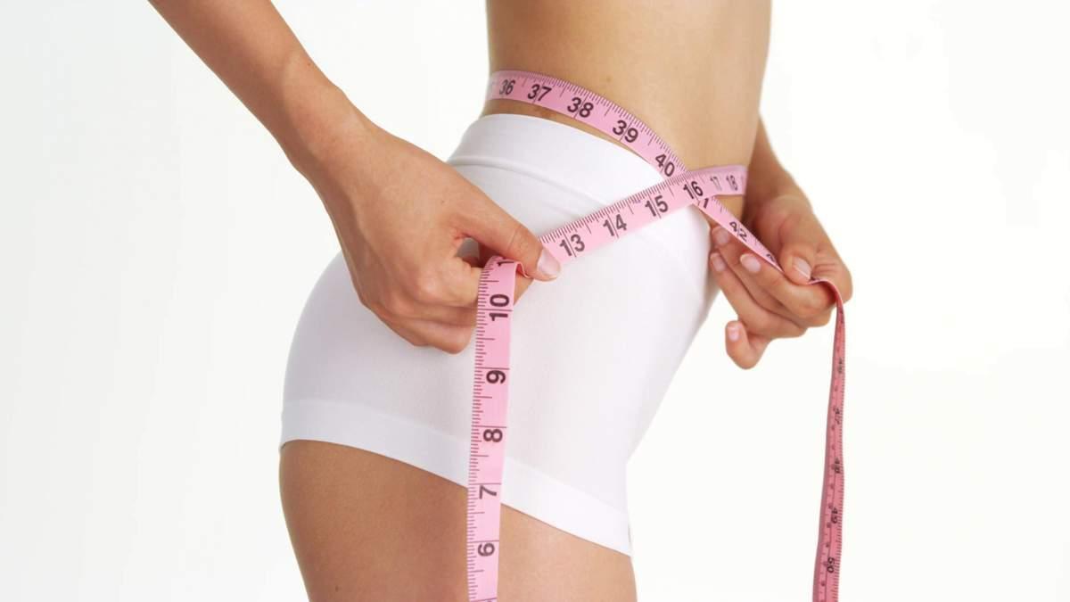 Через різке схуднення виникають хвороби