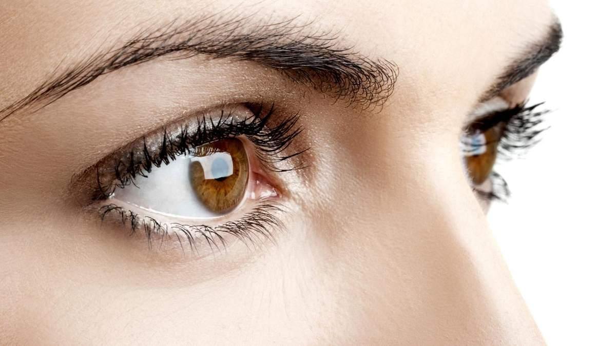 Які захворювання можна визначити за станом очей