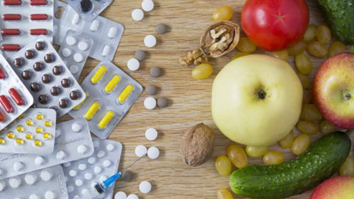 Какие лекарства опасно принимать с пищей