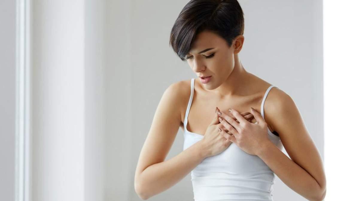 Стенокардія: основні симтоми