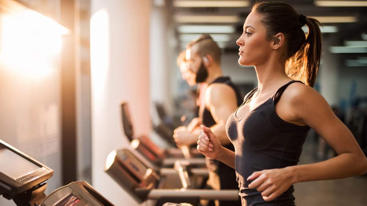 Спорт може запобігти розвитку ракових захворювань