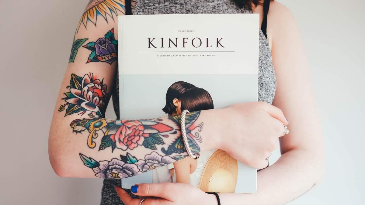 Наслідки татуювань: кому і чому не можна робити тату