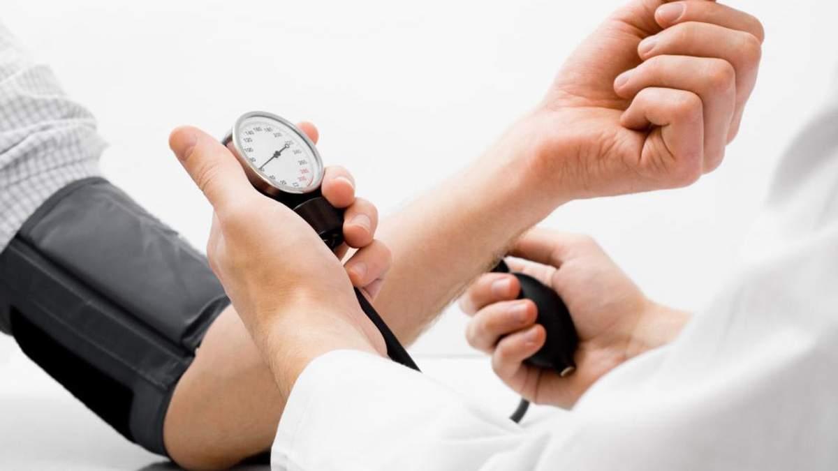 Як позбутися високого тиску: 5 порад від лікарів