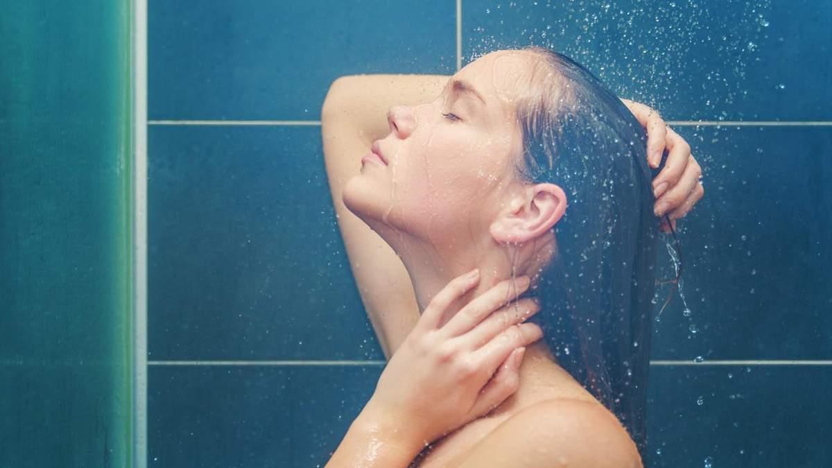 Почему принимать прохладный душ полезно