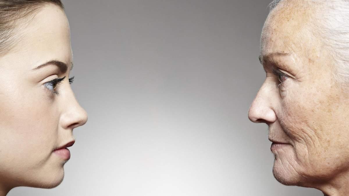 Вчені з'ясували причину старіння