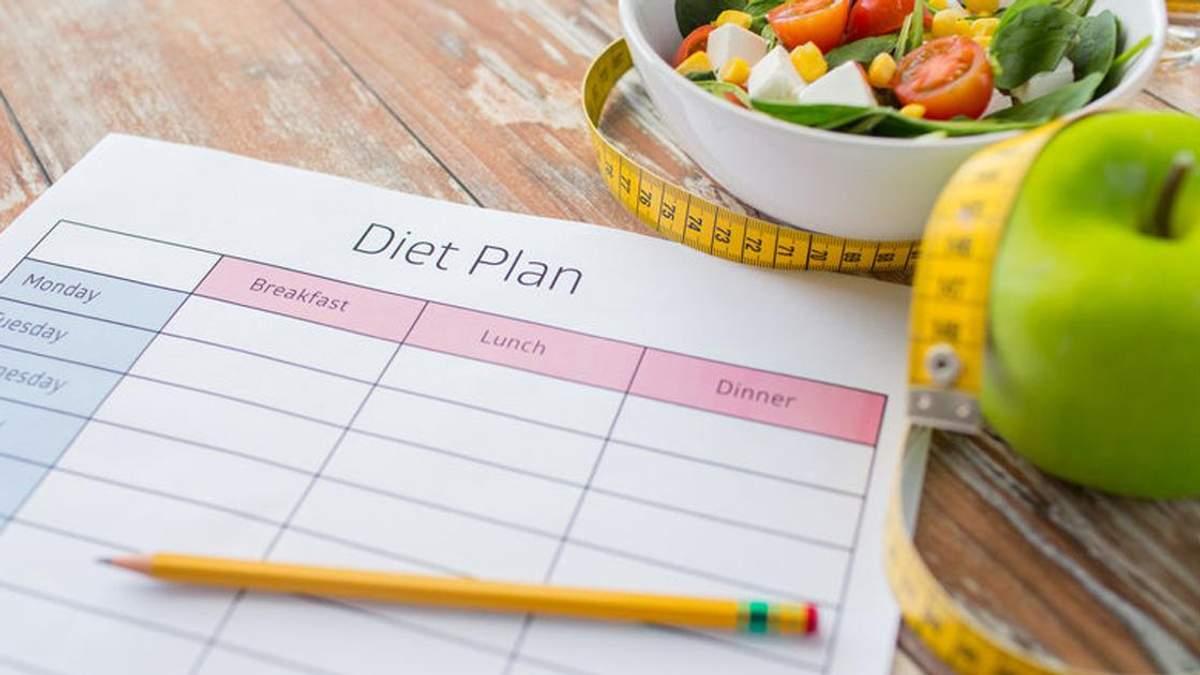 Вчені назвали тип дієти, який знижує вагу та артеріальний тиск