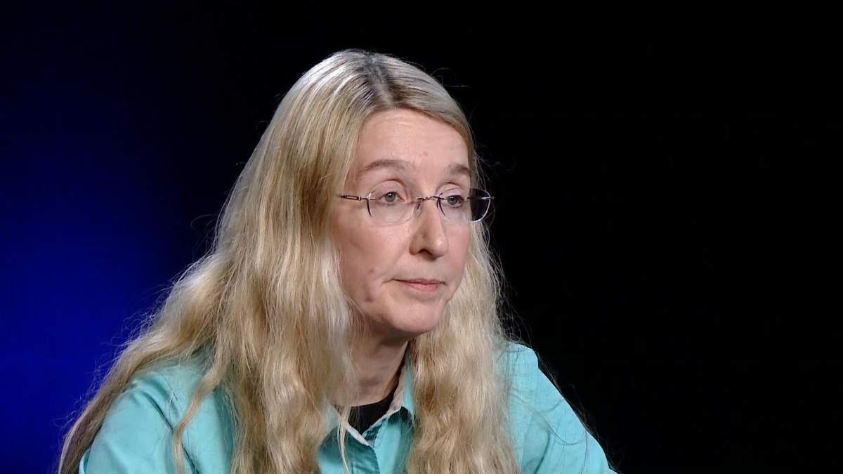 Уляна Супрун розказала про епідемію туберкульозу в Україні