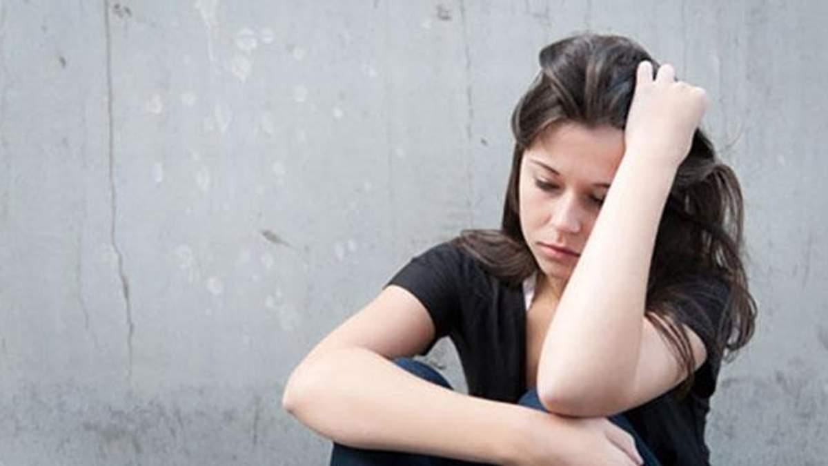 Депресія - симптоми і зовнішні ознаки депресії