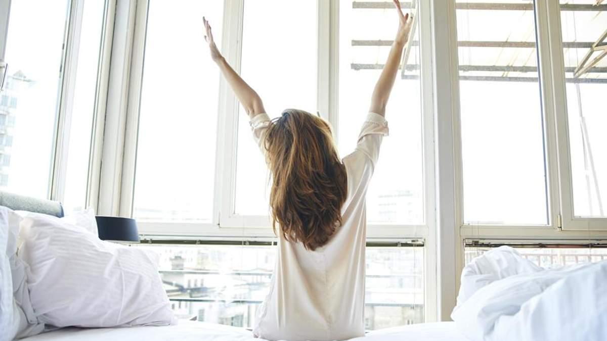 Чому жінкам корисно прокидатись вранці: цікавий факт