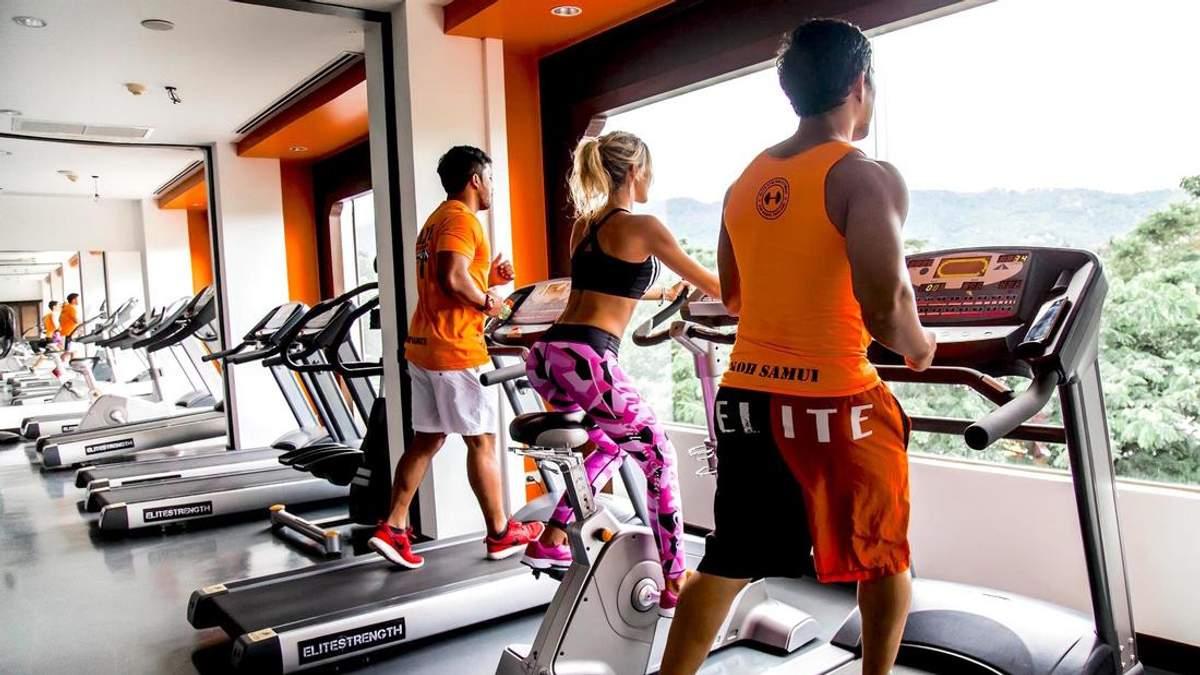 Как защититься от бактерий в спортзале: полезные советы