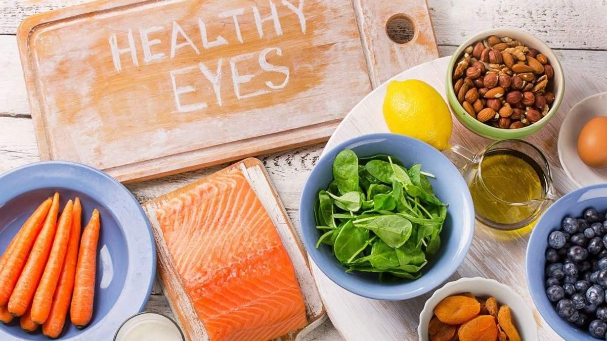 Які вітаміни здатні покращити зір: перелік