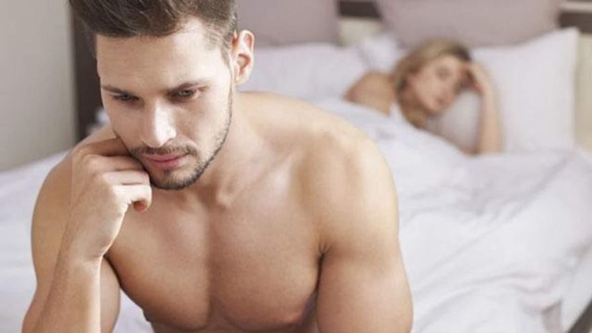Что может снизить потенцию у мужчин