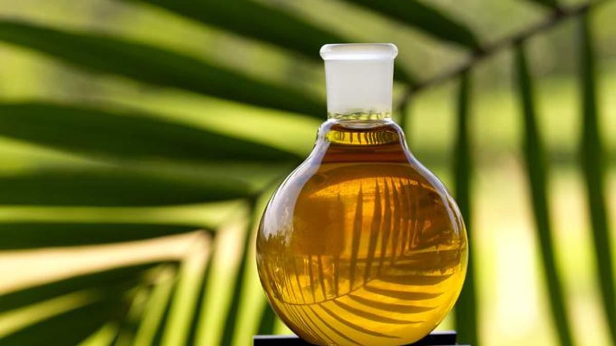 Чому пальмова олія шкідлива для чоловіків