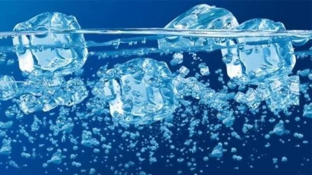 Чим корисна тала вода