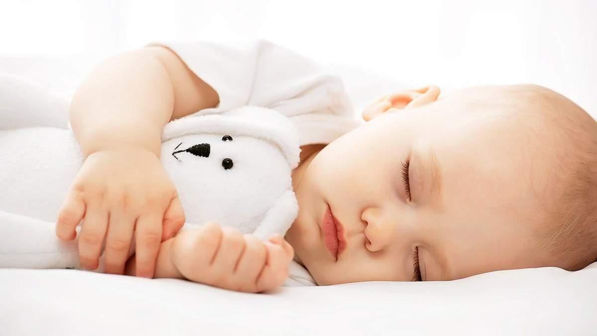 Яка їжа здатна покращити сон немовлят: відповідь науковців