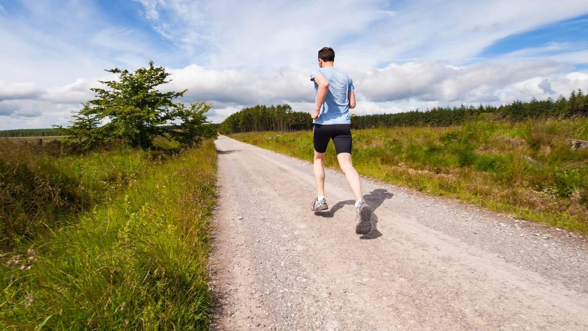 Интенсивный бег снижает риск болезней сердца