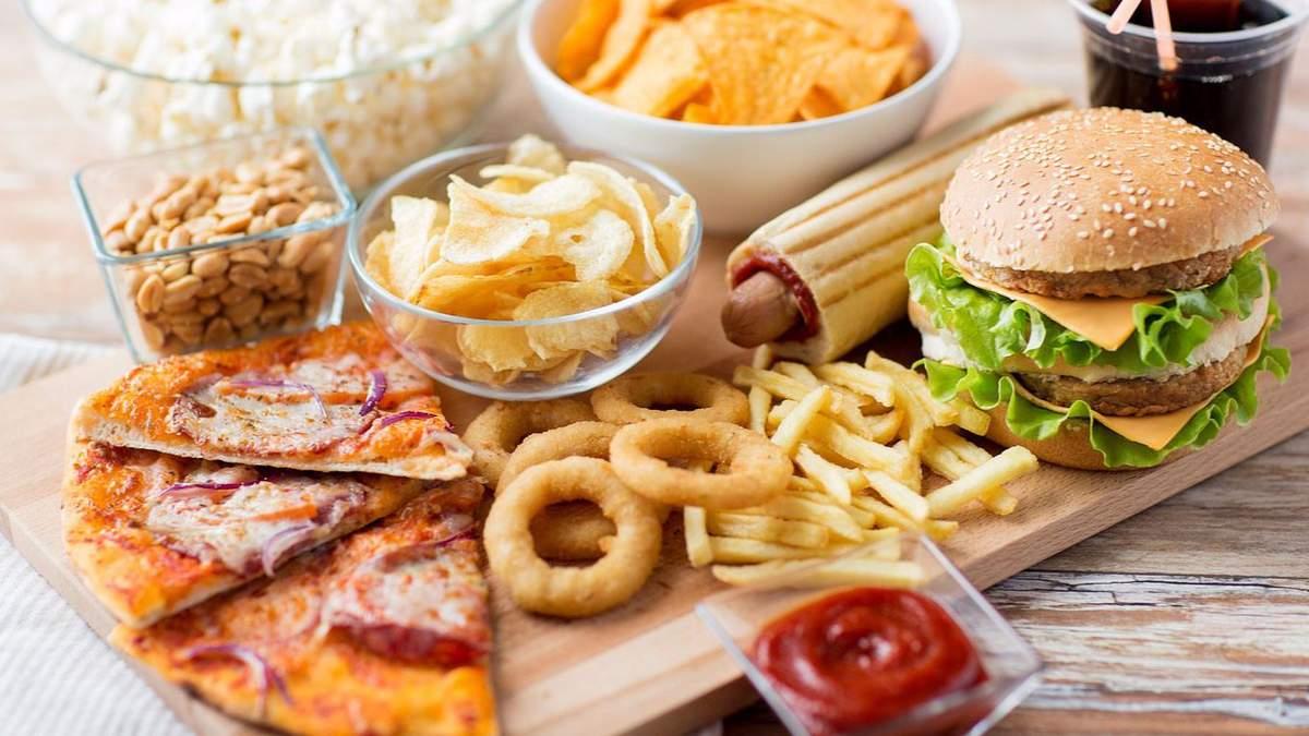 Як шкідлива їжа впливає на мозок