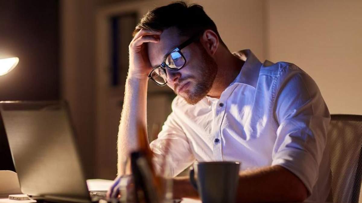Які хвороби розвиваються через роботу за комп'ютером
