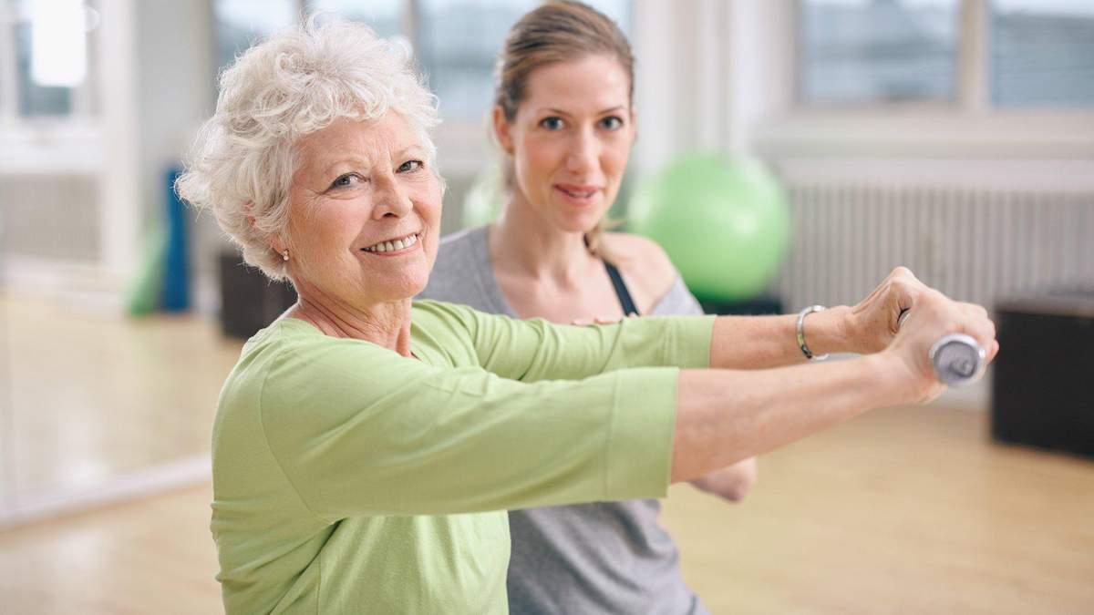 Чем опасно похудение для пожилых женщин
