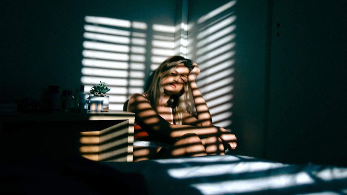 Какой скрытый симптом указывает на депрессию