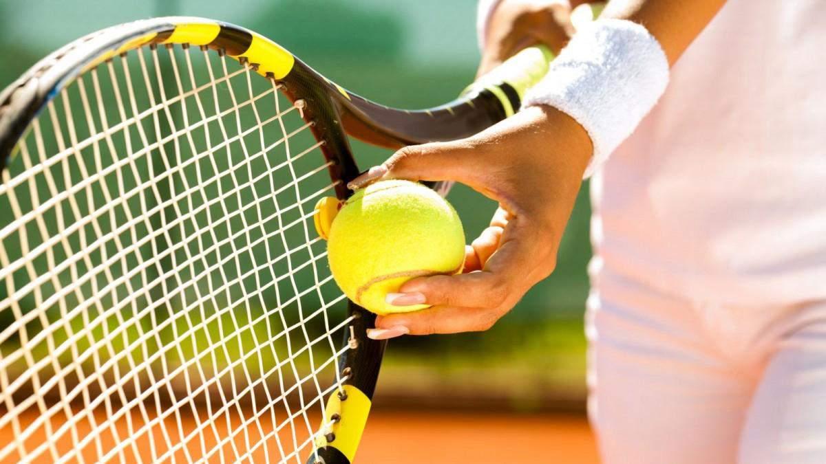 Теніс здатний продовжити життя на майже 10 років