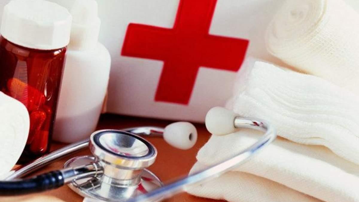 Через викиди у Криму дорослі і діти звертаються до лікарень на Херсонщині