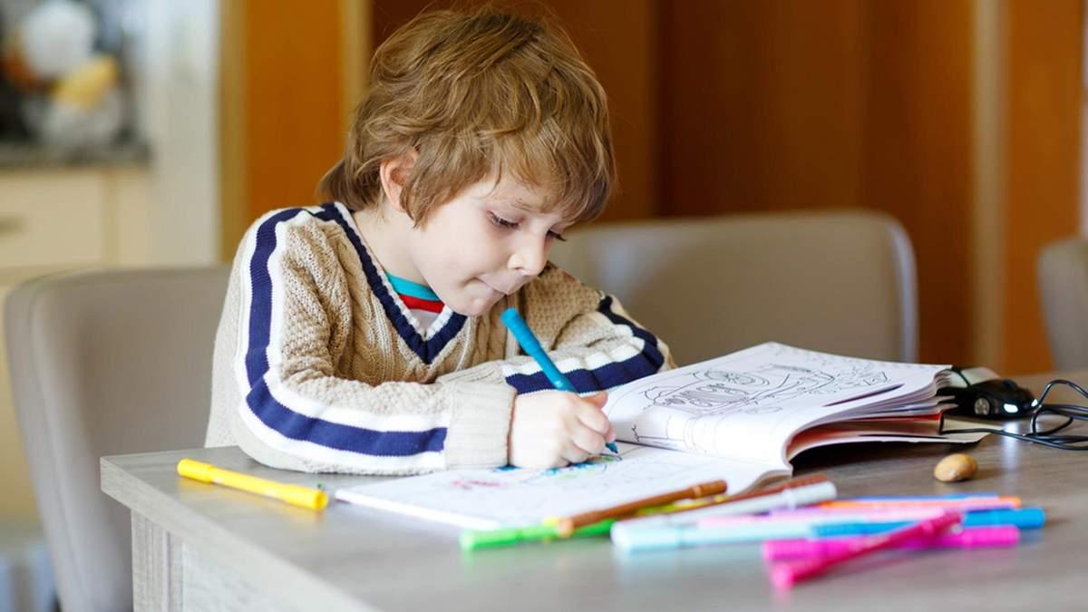 Від чого залежать оцінки дітей