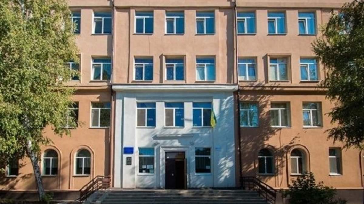 Днепровскую школу, в которой отравились дети, закрыли на карантин