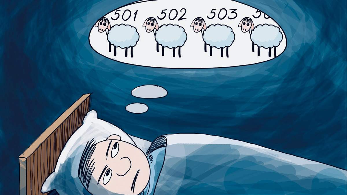 4 хвороби, які виникають через дефіцит сну