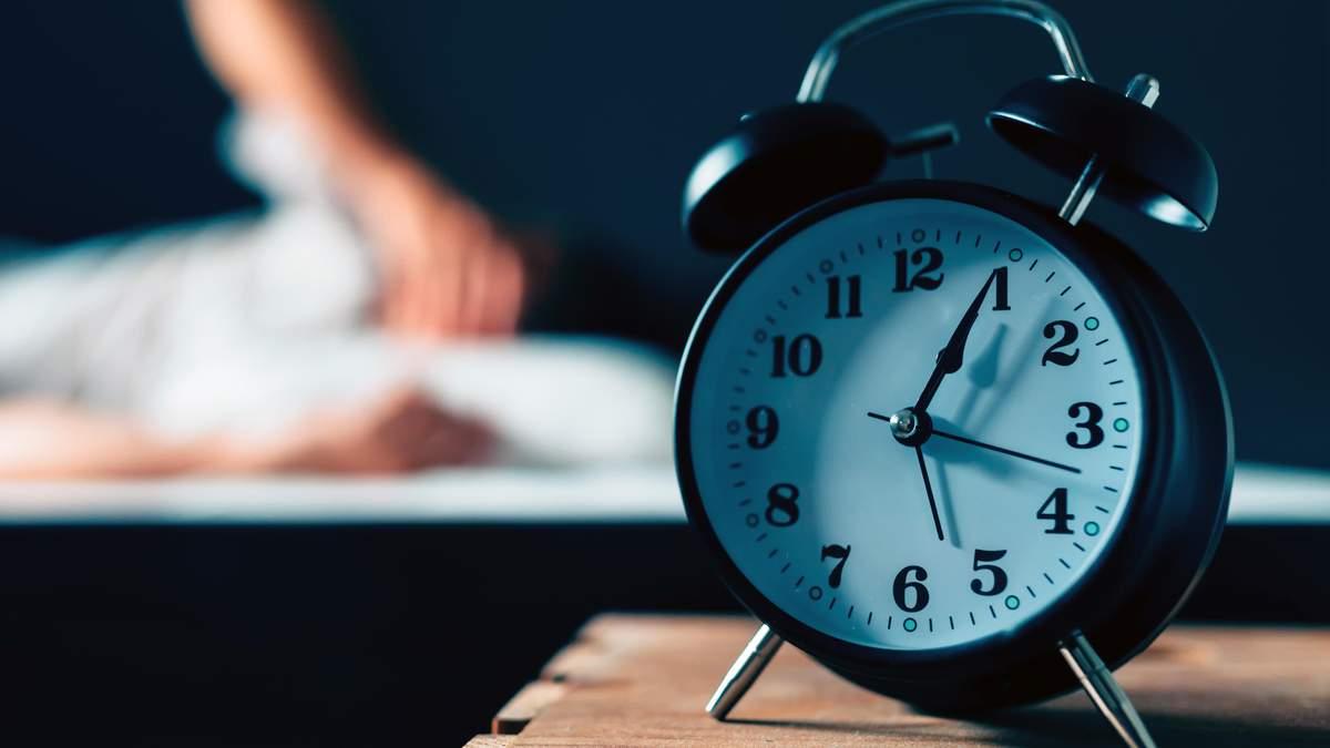 3 проблеми зі сном