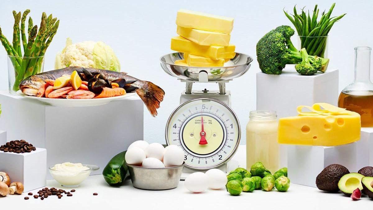 Кетогенна дієта небезпечна для здоров'я