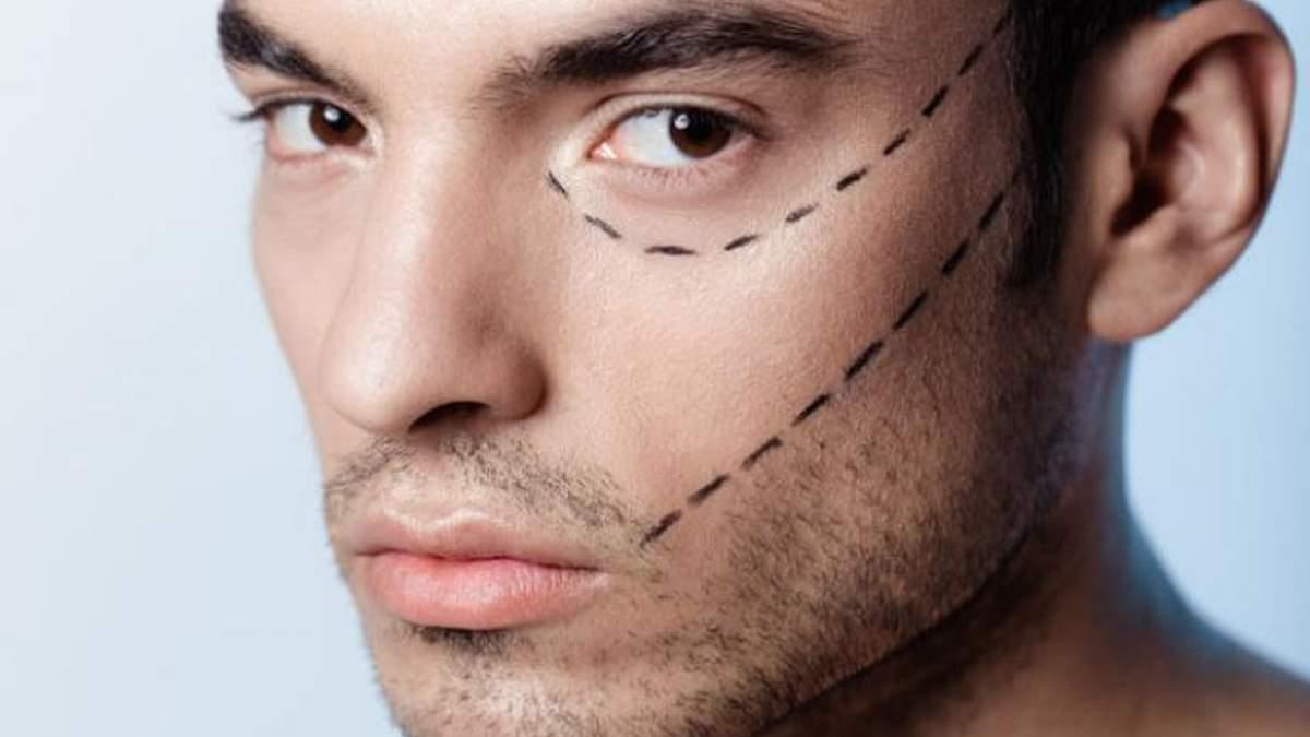 Что чаще всего хотят изменить украинские мужчины во внешности