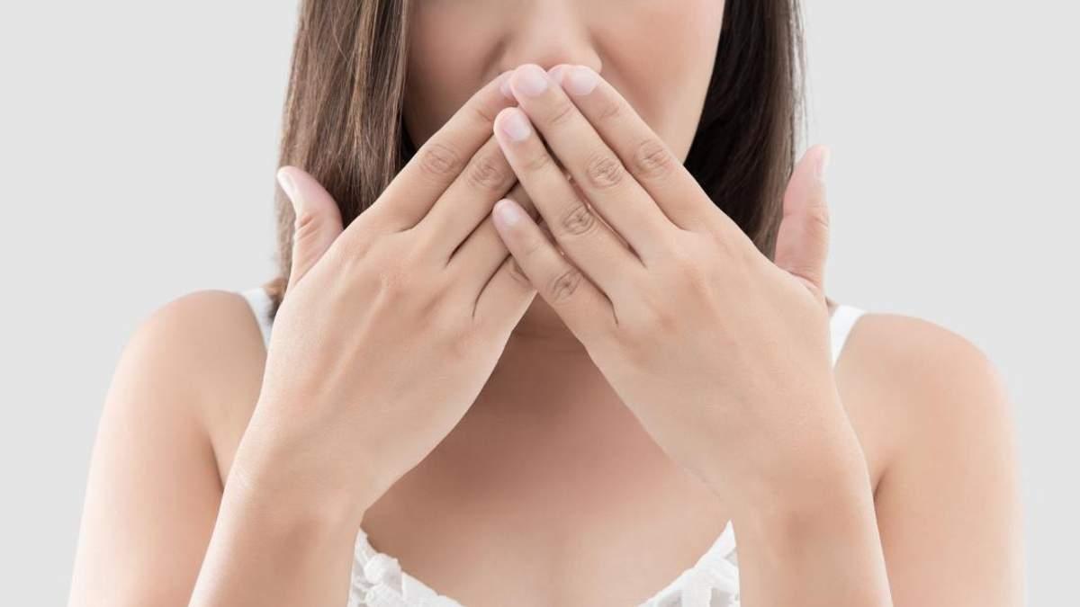 Рак на ранніх стадіях можна визначити за запахом