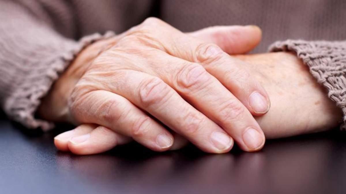Які хвороби розвиваються впродовж життя у більшості жінок і чоловіків