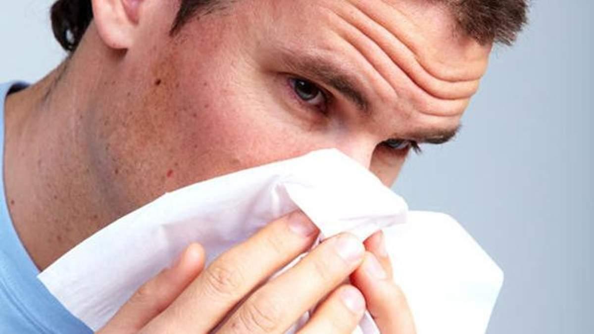 Как избавиться от насморка
