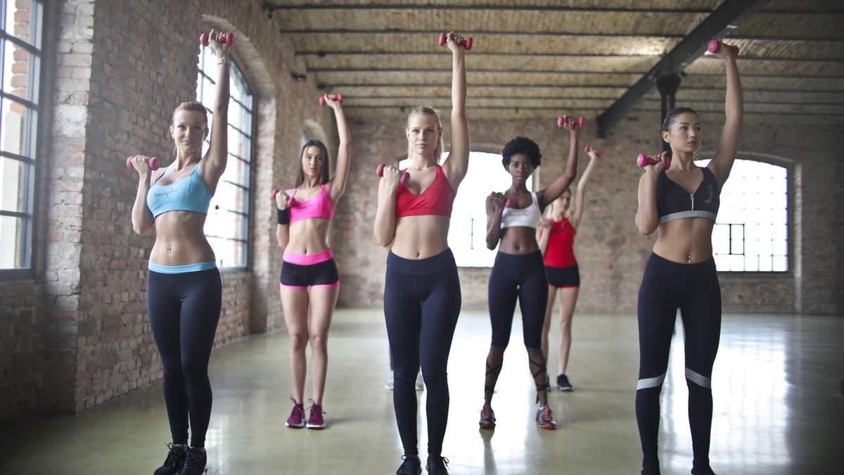 Как занятия спортом улучшают жизнь: 5 фактов