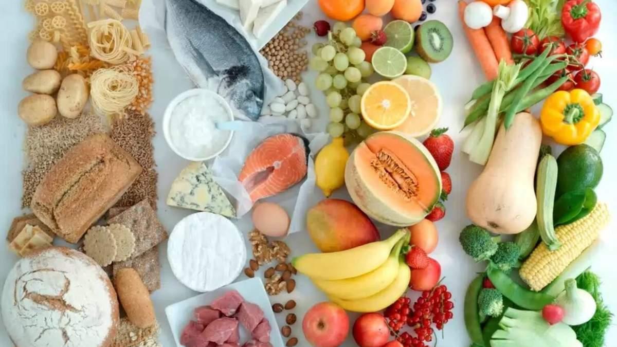 Каким должно быть здоровое питание