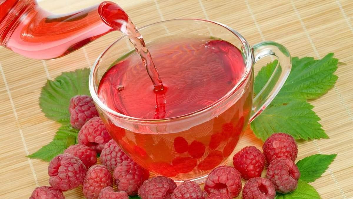 Полезно ли пить чай с малиной при простуде: интересные факты от Супрун