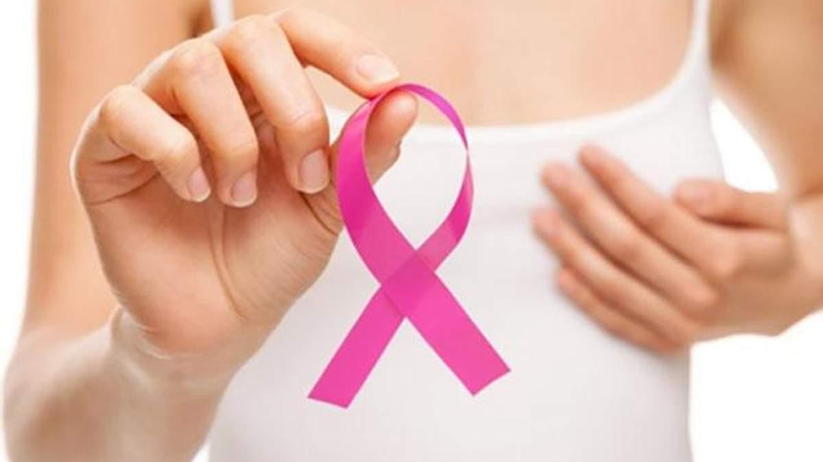 Украинки болеют раком груди вдвое чаще, чем жительницы других стран, - Минздрав
