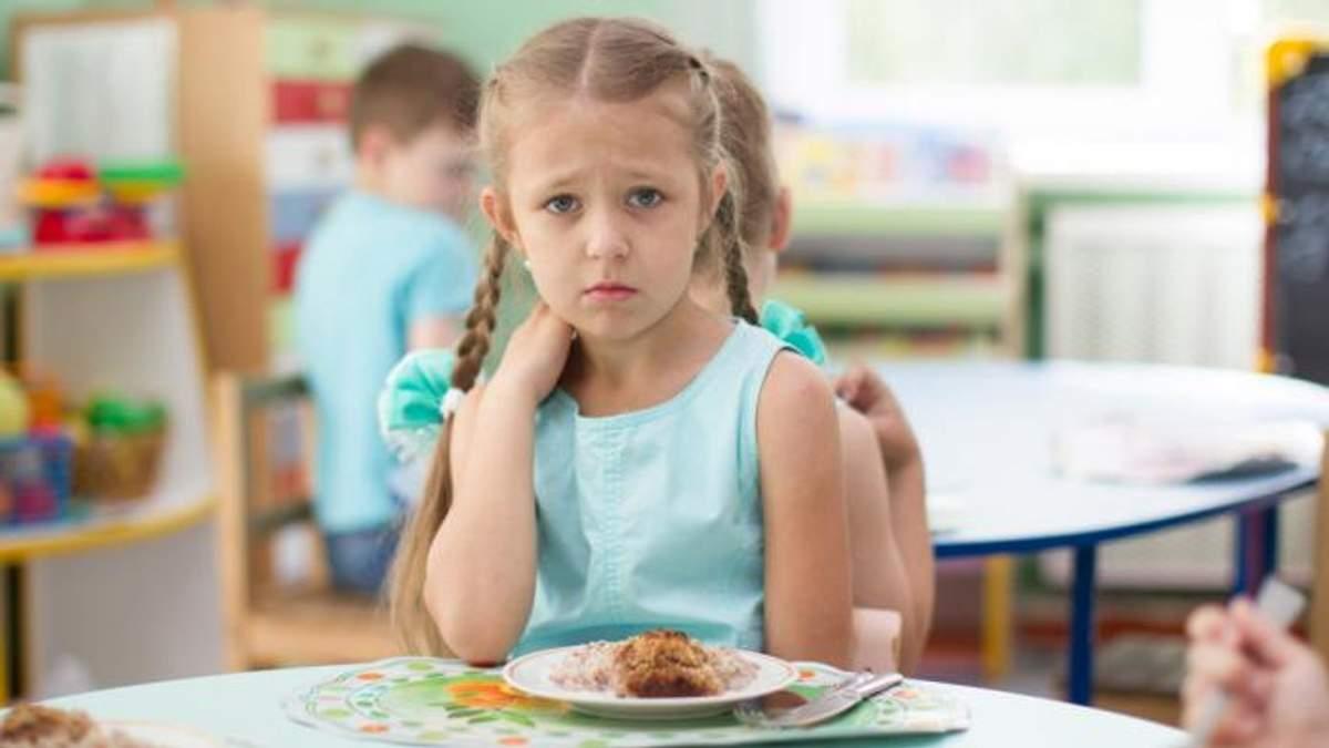 Що робити, якщо у дитини зник апетит