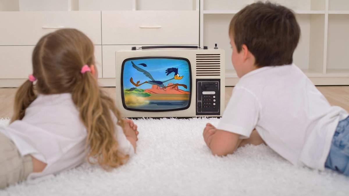 Які мультфільми є шкідливими для психіки дітей