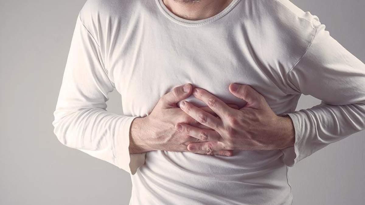 Кількість серцевих нападів можна буде суттєво зменшити